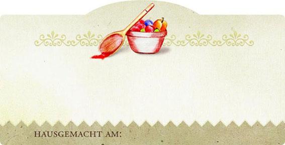 80 etiketten marmeladengl ser wurstgl ser einmachgl ser - Marmelade einkochen glaser ...